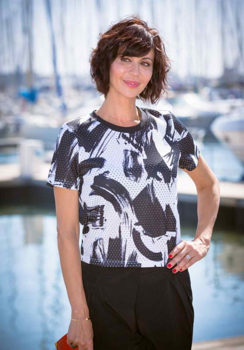 catherine bell height and weight 1 - Top 100 Celebrity