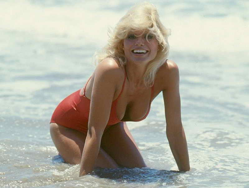 Think, that Loni anderson nude photos