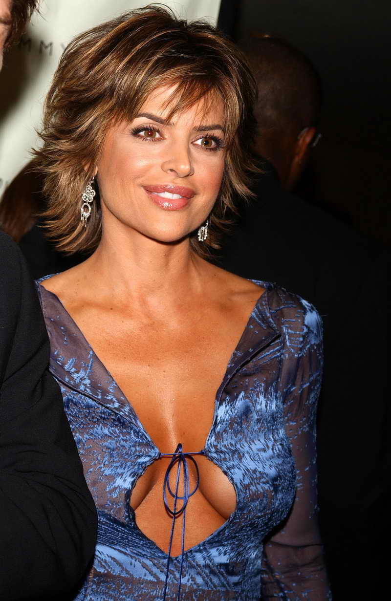 Think, lisa rinna age mine