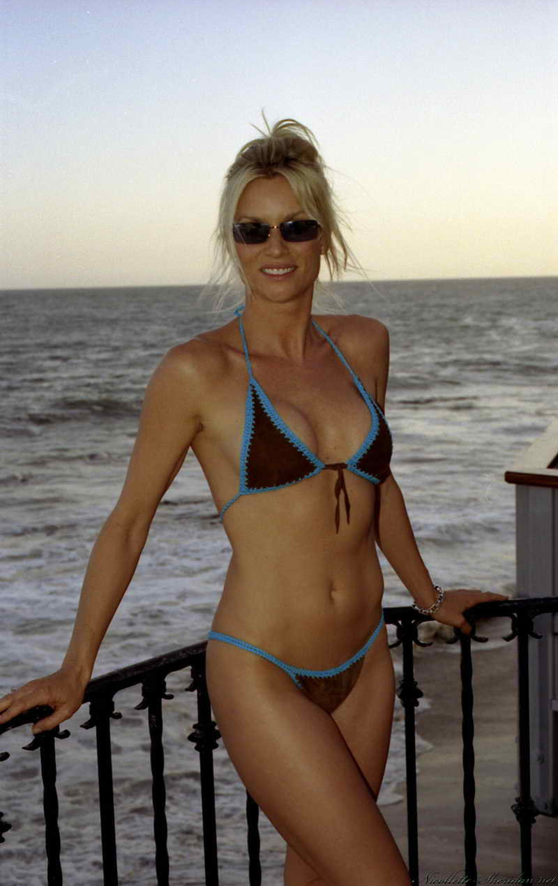 Nicollette Sheridan Height And Weight Celebrity Weight