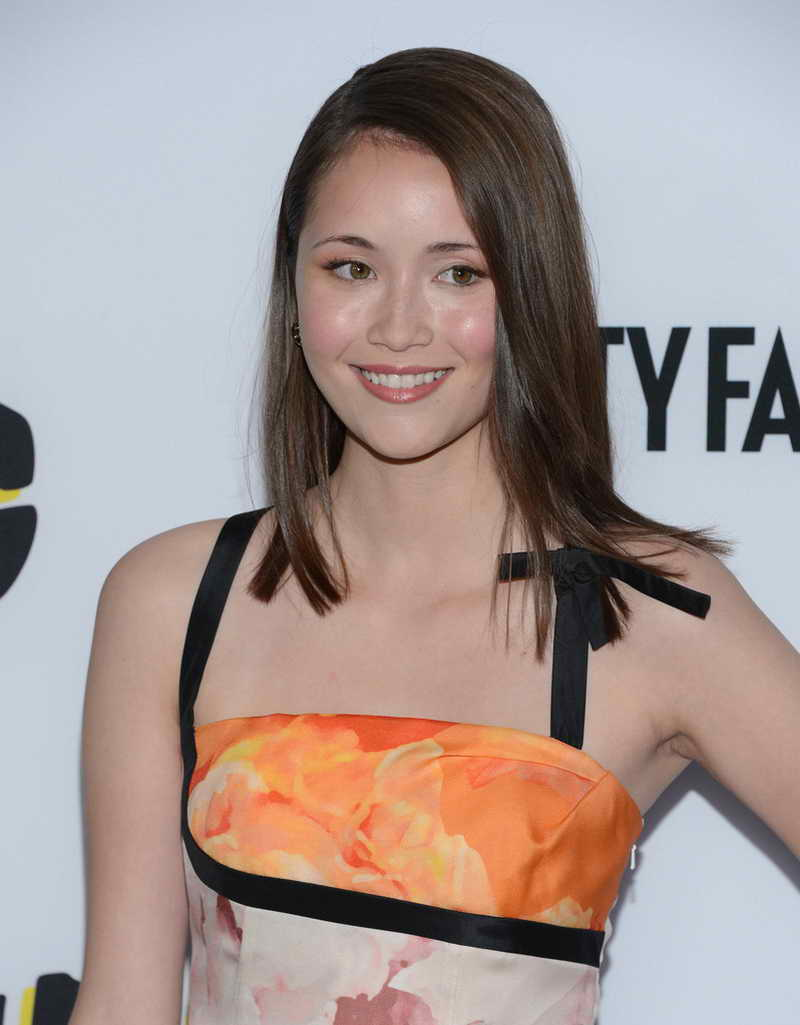 Katie Chang Height and Weight-2