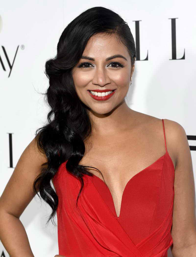 Karen David Height and Weight-1