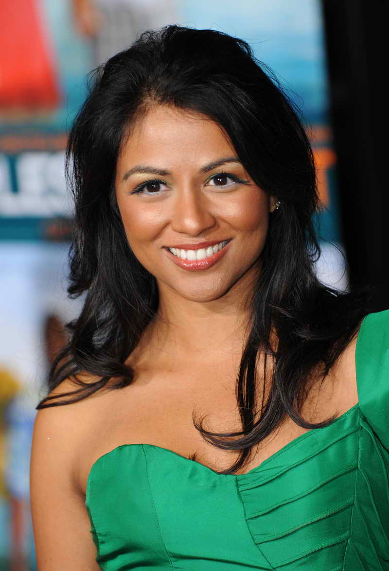 Karen David Height and Weight-2