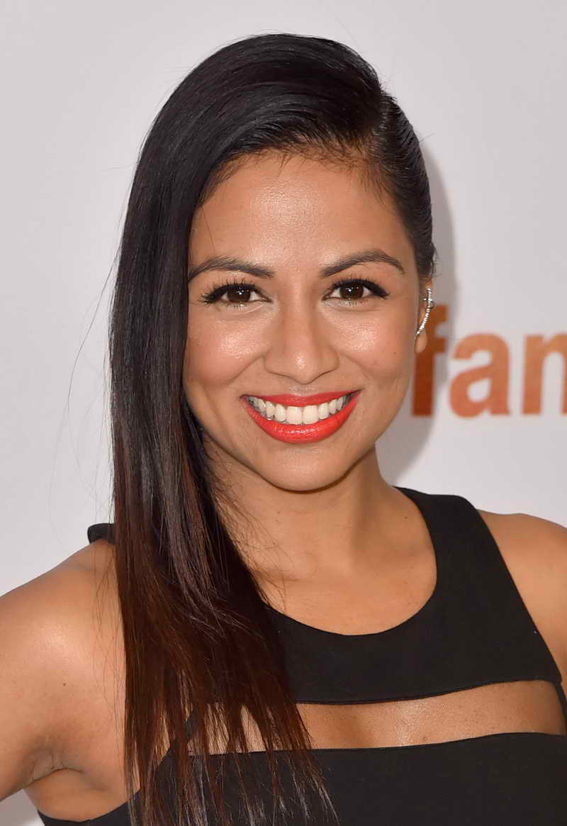 Karen David Height and Weight-3