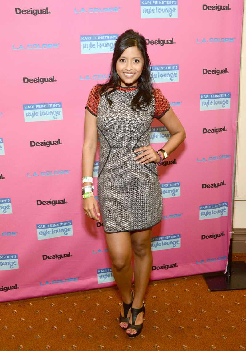 Tiya Sircar Height and Weight-1