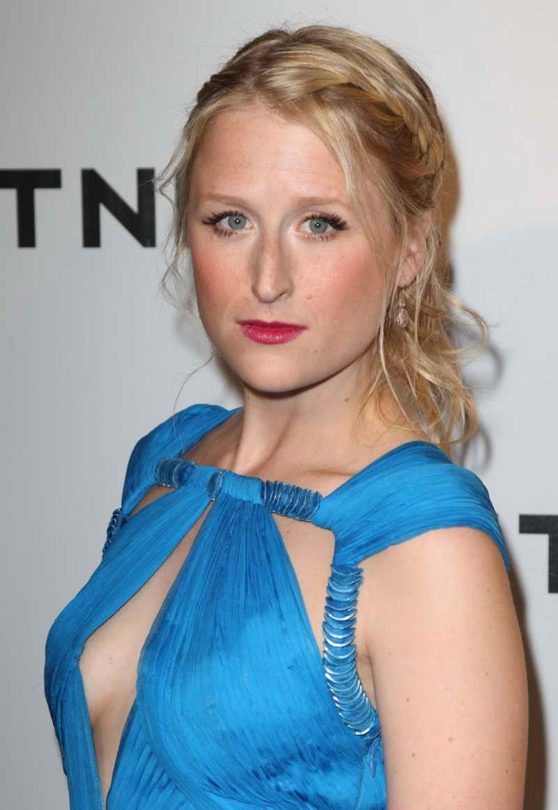 Mamie Gummer Height and Weight-2
