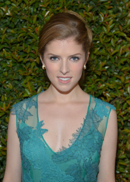 Anna Kendrick Height and Weight Celebrity Weight