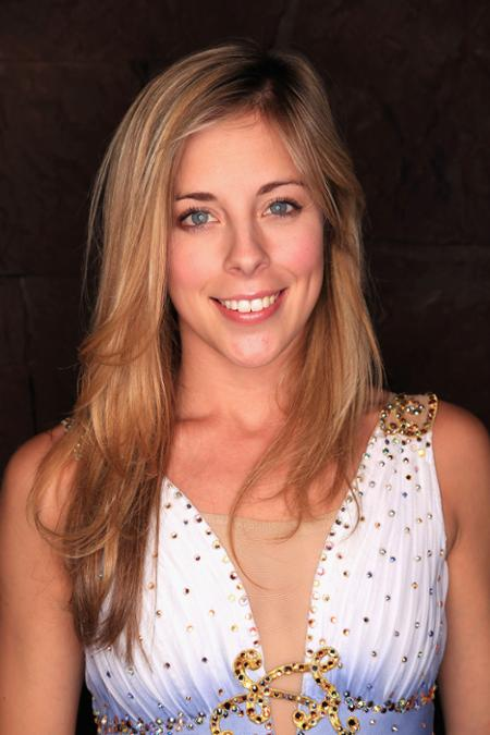 Ashley Wagner Height and Weight