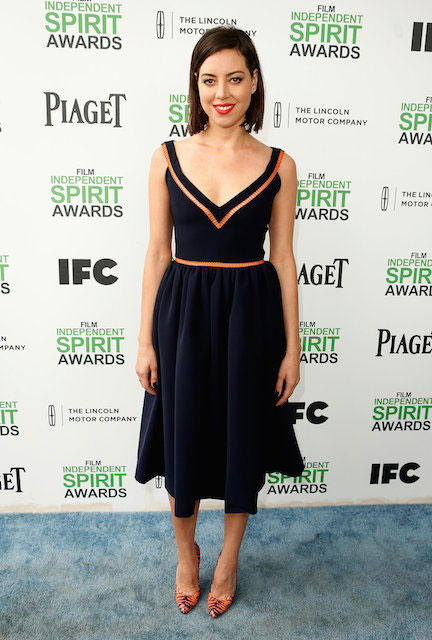 Aubrey Plaza Height And Weight Celebrity Weight Page 3