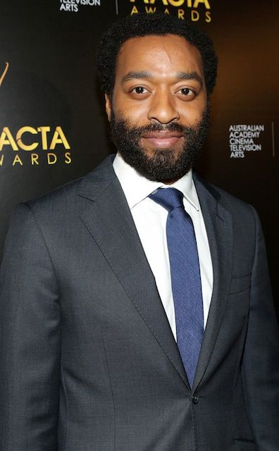 Chiwetel Ejiofor Height and Weight