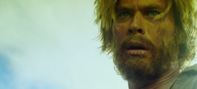 Chris Hemsworth's weight and diet for In the Heart of the Sea