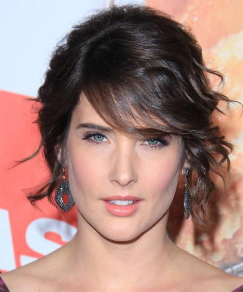 Cobie Smulders Height and Weight Favorites