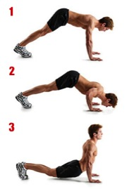 fat burning bodyweight workout look like a jacked rapper