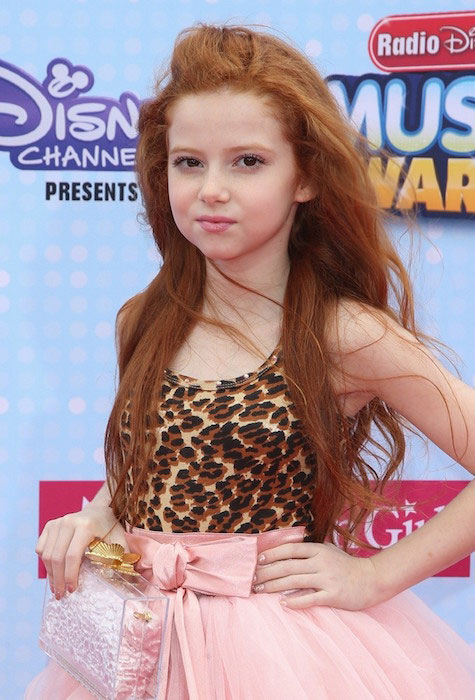 francesca capaldi height and weight