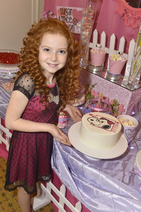 Francesca Capaldi Height And Weight Celebrity Weight