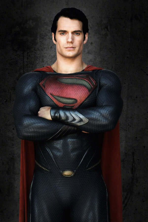 Henry Cavill Superhero Workout Revealed By Mens Fitness