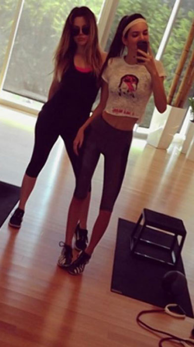 The Ab Crack Diet! Kendall Jenner Will Do ANYTHING To Get Emily Ratajkowski's Stomach