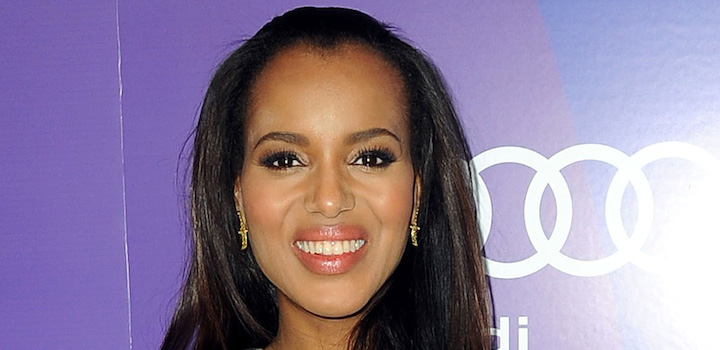Kerry Washington Workout and Diet