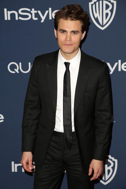 Paul Wesley Height and Weight