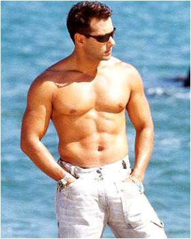 Salman Khan Workout Routine