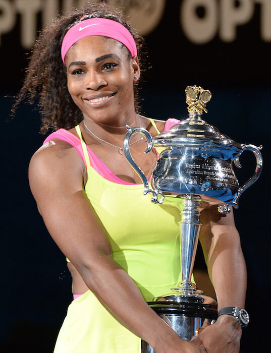 Weight 3 Serena | Height Weight Celebrity Williams Page and |