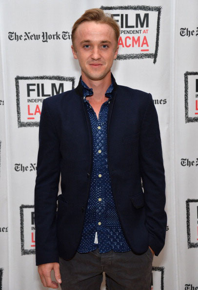Tom Felton Height and Weight